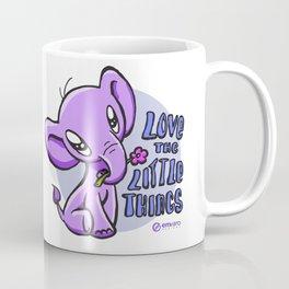 Elli: Love the Little Things Coffee Mug