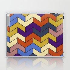 Geometric Chevrons Laptop & iPad Skin
