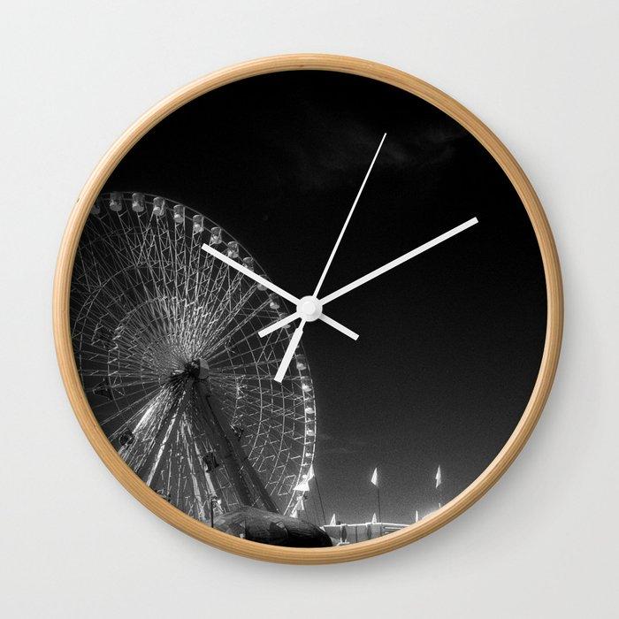 State Fair of Texas Ferris Wheel Wall Clock by worktitlegallery3940 ...