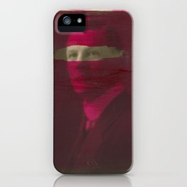 Today, I am a stronger man 10 iPhone Case
