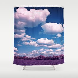 Only Dreaming Shower Curtain