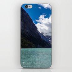Lake Louise iPhone & iPod Skin