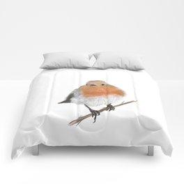 little robin Comforters