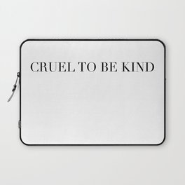 CUEL TO BE KIND Laptop Sleeve