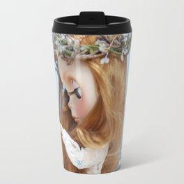 Erregiro Blythe Custom Doll Pandora Travel Mug