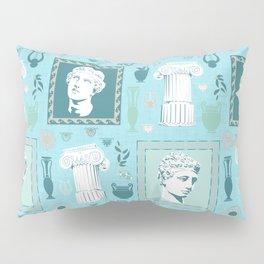 Ancient Greece Pillow Sham