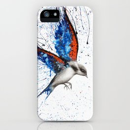 Sunset Sorrento Wings iPhone Case