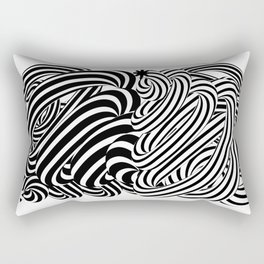 Op art #2 Rectangular Pillow
