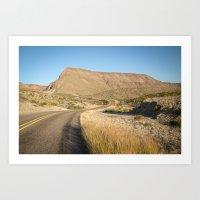 Texas 170 Art Print