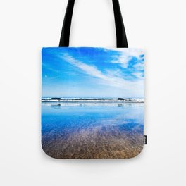 Waterford Blue Tote Bag