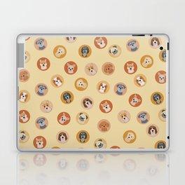 Cute Dogs 1 Laptop & iPad Skin