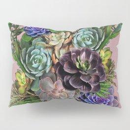 Succulent gardens Pillow Sham