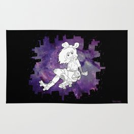 Skater Gal Rug