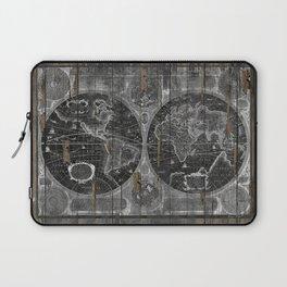 Treasure Map Laptop Sleeve