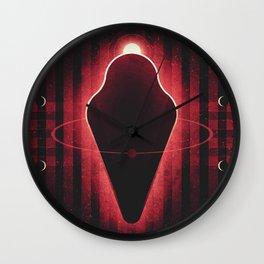 The Asteroid Belt - Ida & Dactyl Wall Clock
