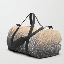 GOLD BLACK Duffle Bag