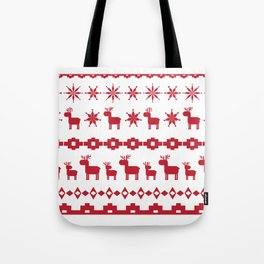 Christmas element Tote Bag
