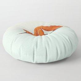 Fox 2 Floor Pillow