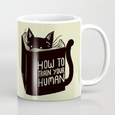 How To Train Your Human Mug