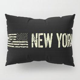 Black Flag: New York Pillow Sham