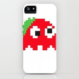 Zombie Ghost iPhone Case