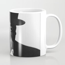 "Edward Kennedy ""Duke"" Ellington ˢᵗᵉᵛᵉ ᴼⁿ ᵀʰᵉ ᴮᵉᵃᶜʰ @ᴵᴳ African American Pianist S6 BLM 12 Coffee Mug"
