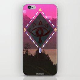 Lake Hylia iPhone Skin