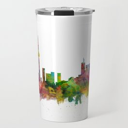 Toronto Canada Skyline Travel Mug