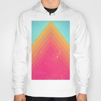 pyramid Hoodies featuring Pyramid by OEVB