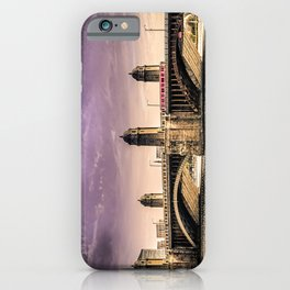 Longfellow Bridge, Boston MA iPhone Case