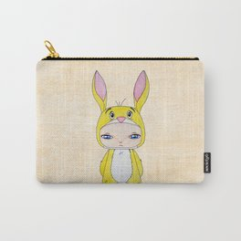 A Boy - Rabbit (coco lapin) Carry-All Pouch