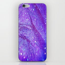 Chiffon & Glitter iPhone Skin