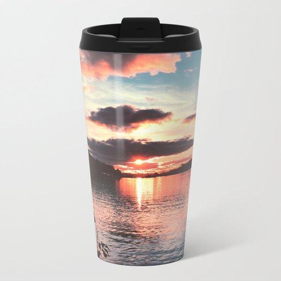 S. 002 Metal Travel Mug