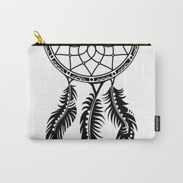 Dreamcatcher, dream catcher, circle of life, protection Carry-All Pouch