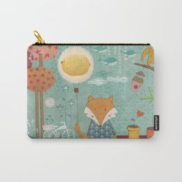 Fox dreams Carry-All Pouch