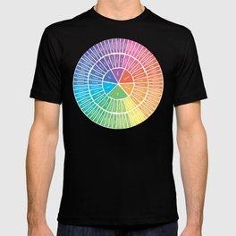 Emotion Wheel T-shirt