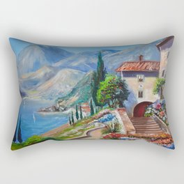 Italy Rectangular Pillow