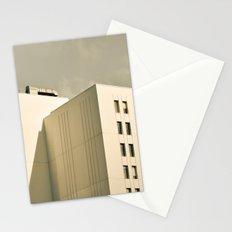 Modern Minimal Cityscape Stationery Cards