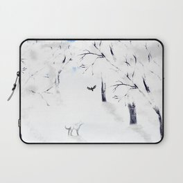 Snowfall Laptop Sleeve