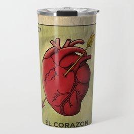 El Corazon Travel Mug