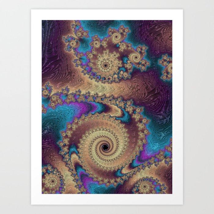 Bohemian Dream #2 Art Print