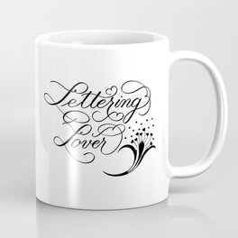 Lettering Lover Coffee Mug