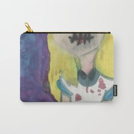Silenced in Wonderland Carry-All Pouch