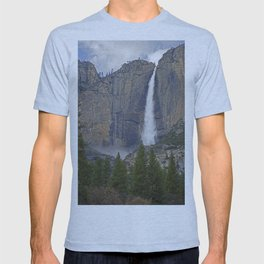 upper yosemite falls T-shirt