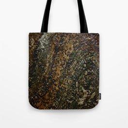 Encaustic Series - Puzzle Tote Bag