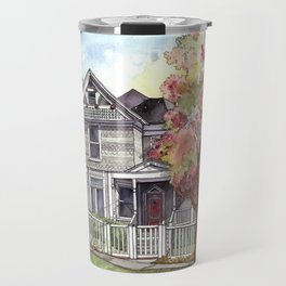Springtime in the Country Travel Mug