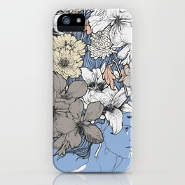 INSIGHT BLOOM iPhone Case