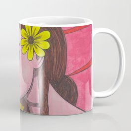 Forsythia Levolor Coffee Mug