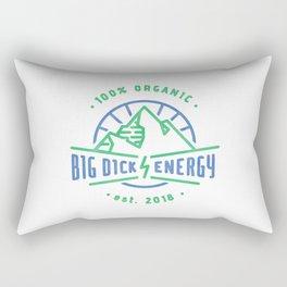 B1g D1ck Energy 2 Rectangular Pillow