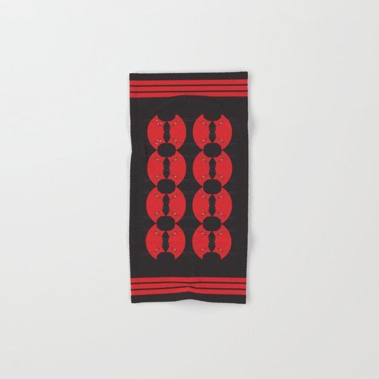 Red Cat - Mucci Hand & Bath Towel